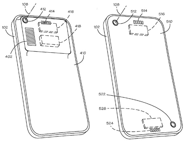 Apple files for a patent on an iPhone with swappable lenses,