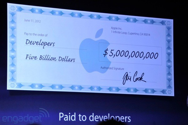 App Store hits 650,000 