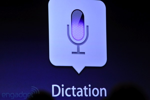 Apple brings Dictation to the Mac