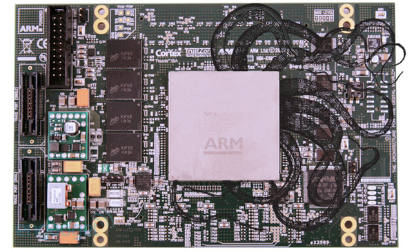 An ARM core in an AMD device? It just happened, but not the way you think