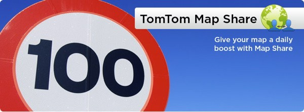 TomTom's MapShare offers crowdsourced updates as a free daily download
