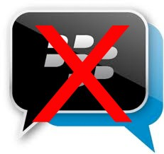 Users reporting BBM down, joins Instagram in being less social