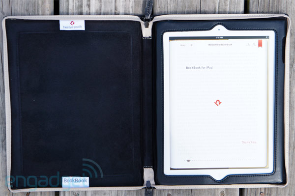 Twelve South launches redesigned BookBook for iPad and BookBook for iPhone cases