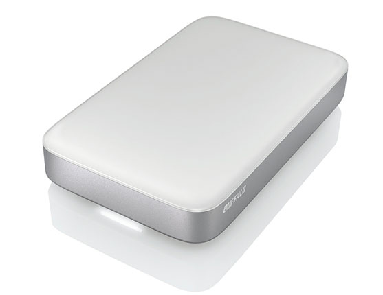Buffalo's HDPATU3 HDD packs USB 30 and Thunderbolt, plays nice with Macs and PCs
