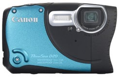 Canon's waterproof PowerShot D20 now shipping customers who purchased this item also loved Swimmies and flipflops