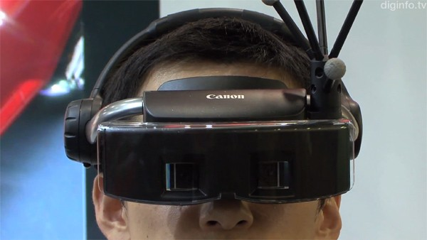 Canon's Mixed Reality makes anything virtually look real video