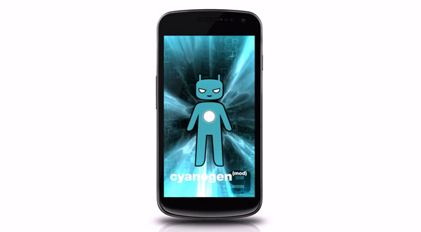 CyanogenMod new logo