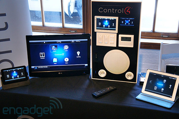 Control4 delivers home automation Starter Kit for under $  1,000 including installation, we go handson video