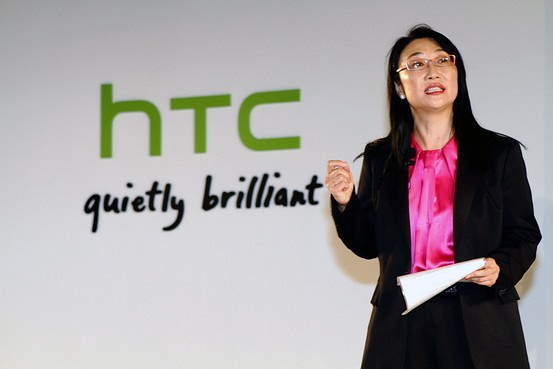 Cher Wang HTC will grab as many patents as it can 