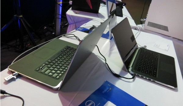 Dell gives a peek at a revamped XPS 15 in Romania