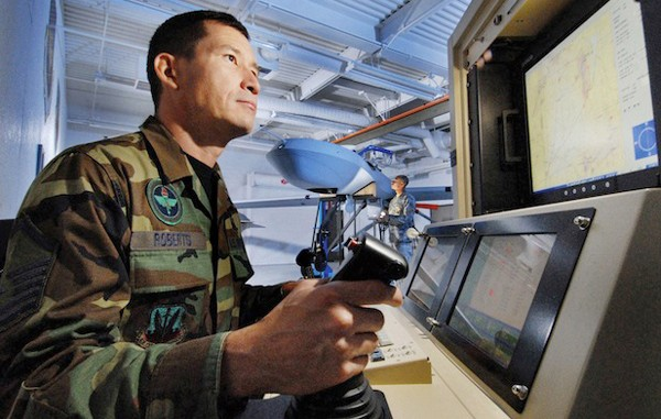 US Military looking to create a 'universal remote' for drone fleets