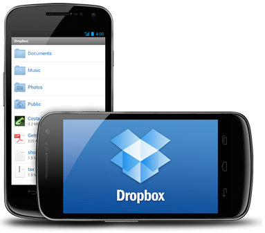 Dropbox for Android adds support for Korean language, ICS-only video streaming UI