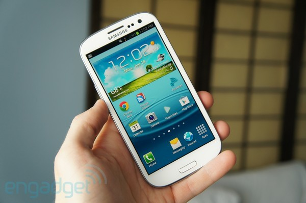 PSA: Samsung Galaxy S III now available in Sprint stores