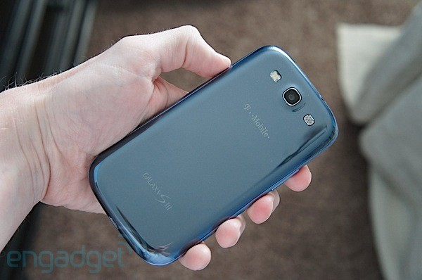 DNP Samsung Galaxy S III for TMobile review