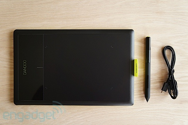 Wacom outs the Bamboo Splash the Connect's hardware with a new software bundle