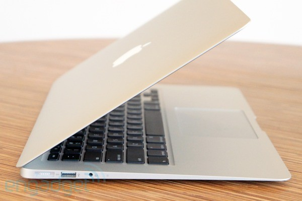 MacBook Air review 13inch, mid 2012
