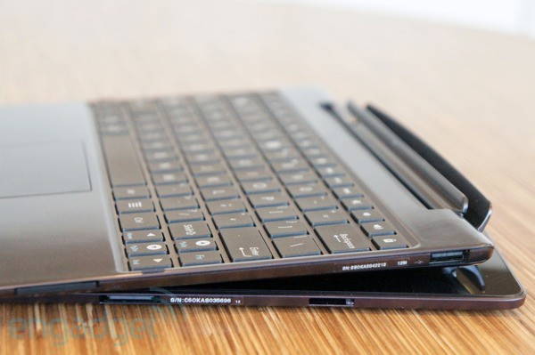 DNP EMBARGO ASUS Transformer Pad Infinity TF700 review