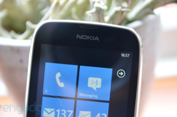 DNP Nokia Lumia 610 review video