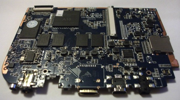 Gooseberry android board released to sate those still waiting on a Raspberry Pi