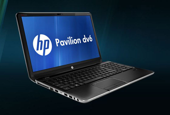 HP Pavilion dv6 gets treated to AMD's Trinity processor, shakes hands with Ivy Bridge version