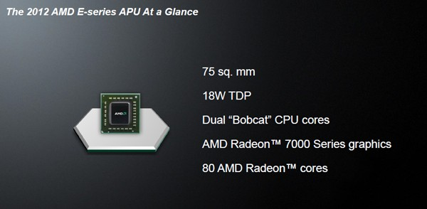 AMD details next generation of Eseries chips for sub$500 laptops