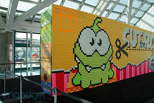 E3 2012 not quite ready to go mobile