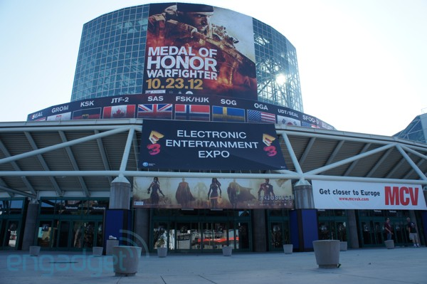 We're live from E3 2012 in Los Angeles!