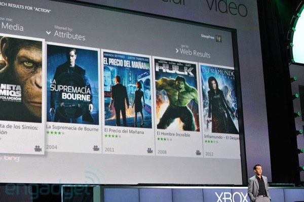 Microsoft enahnaces Xbox Bing Search with genre navigation, extends support to 12 additional countries
