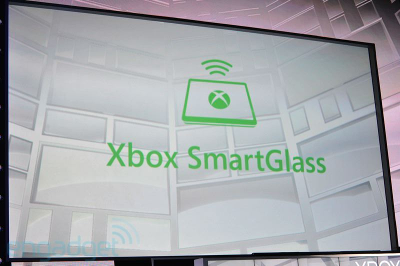 Microsoft's Smart Glass gets official app brings AirPlayesque streams to Android, iOS and Windows Phone