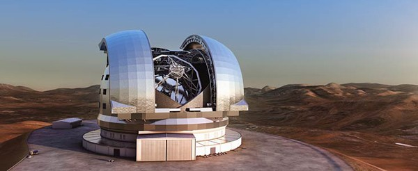 Plans for European Extremely Large Telescope approved, is extremely large