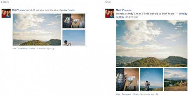 Facebook brings bigger images and text to the web, because size does matter