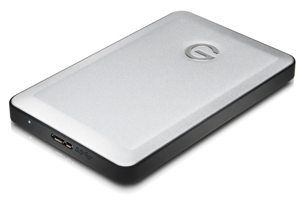 G-Technology kicks out USB 3.0 G-Drives for Macs, keeps your Retina MacBook Pro well-fed