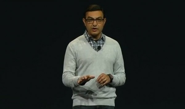 Google's IO Keynote 2012 is up in video form, in case you missed the skydivers the first time