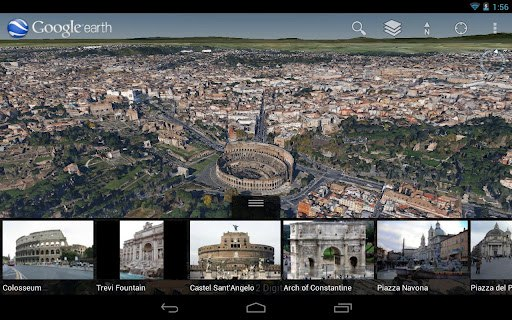 Google Earth 7.0 for Android brings new, super-detailed 3D ...