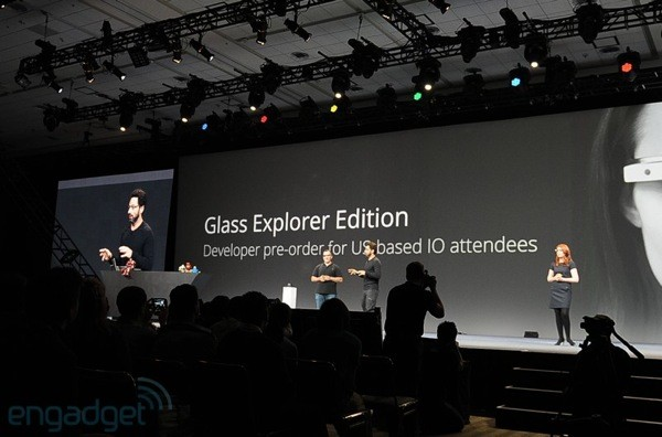 Google unveils Project Glass Explorer Edition, takes preordes only at Google IO