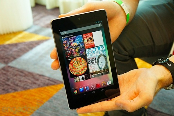 Google's Andy Rubin Nexus 7 may head to retail, but we're not changing tablet app policies
