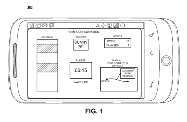 Google patents locationbased mobile alerts that know where you're going to