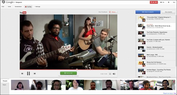 Google adds YouTube party app, lets you inflict cat videos on everyone