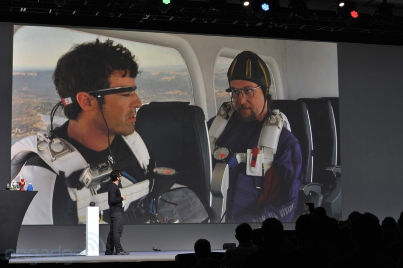 Google IO keynote roundup Glass, Nexus 7, Nexus Q and Jelly Bean