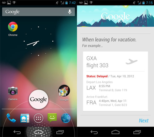Android 4.1 Jelly Bean review: a look at what's changed in Google's
