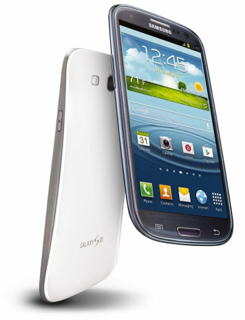 gsiiicolors Samsung Galaxy S III coming to AT&T, Sprint, T Mobile, Verizon Wireless and US Cellular this month