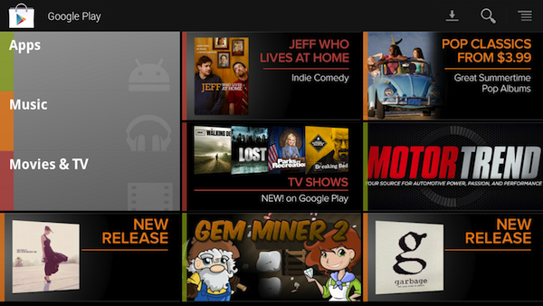 Google TV will get subscription billing, support for movie and TV purchases in Google Play
