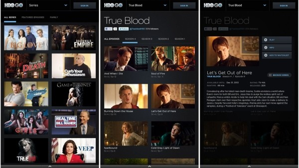 HBO Go launches for Kindle Fire but continues to avoid other Android tablets