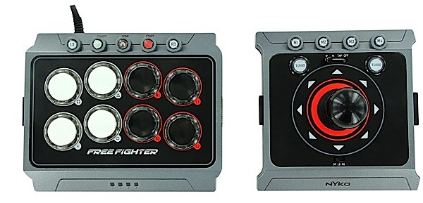 Nyko's new Free Fighter joystick brings flexible controls, arcade flair to the PS3