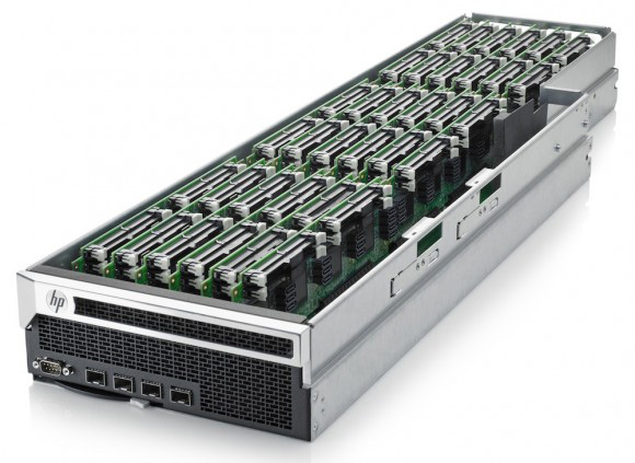 Project Moonshot take two HP's lowpower Gemini servers let go of ARM's Calxeda for Intel's Centerton,