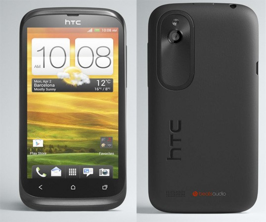 HTC Desire V makes its European debut with dualSIM capabilities, keeps your affairs in order