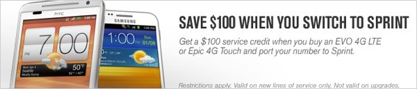 Did Sprint just spoil a white version of the HTC EVO 4G LTE