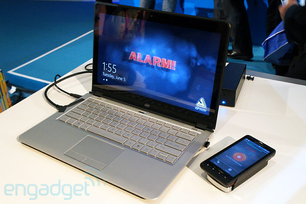 Intel demos Bluetoothbased antitheft alarm for Ultrabooks, we go handson