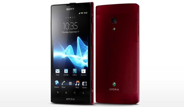 Sony outs Xperia Ion with HSPA