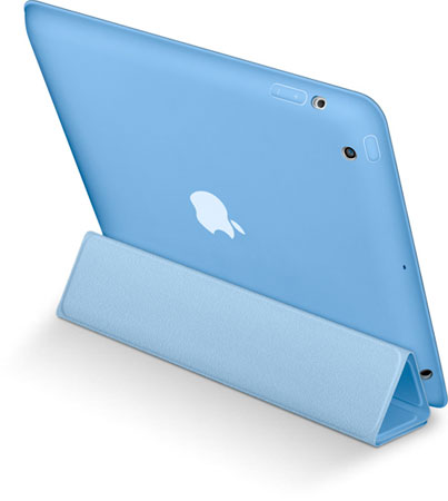 Apple intros new iPad Smart Case, clever enough to cover both sides